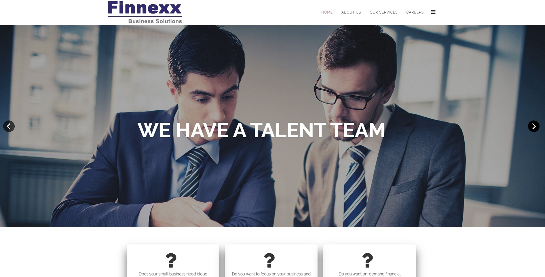 Finnexx Business Solutions